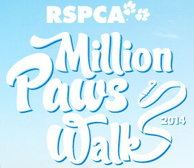 2014 - RSPCA Millon Paws Walk