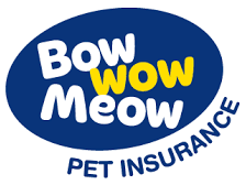 Bow wow Meow - Pet Insurance Logo - Large